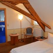 Einzelzimmer - Landhaus Lebert Hotel Restaurant bei Rothenburg