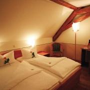 Doppelzimmer - Landhaus Lebert Hotel Restaurant bei Rothenburg