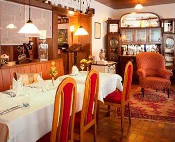 Restaurant - Landhaus Lebert Hotel Restaurant bei Rothenburg
